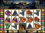 machines à sous gratuites Aztec's Treasure RealTimeGaming