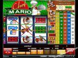 machines à sous gratuites Chef Mario iSoftBet