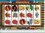 machines à sous gratuites Conan The Barbarian CryptoLogic