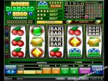 machines à sous gratuites Double Diamond Bingo iSoftBet