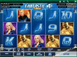 machines à sous gratuites Fantastic Four Playtech