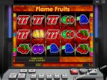 machines à sous gratuites Flame Fruits Novomatic