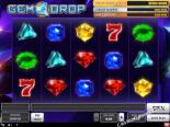 machines à sous gratuites Gem Drop Play'nGo