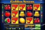 machines à sous gratuites Golden Sevens Novomatic