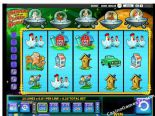machines à sous gratuites Invaders from the Planet Moolah William Hill Interactive