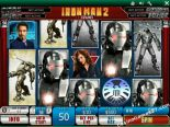 machines à sous gratuites Iron Man 2 Playtech