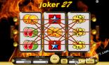 machines à sous gratuites Joker 27 Kajot Casino