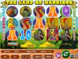 machines à sous gratuites Land Of Warriors Wirex Games