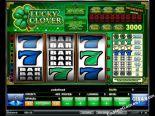 machines à sous gratuites Lucky Clover iSoftBet