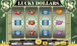 machines à sous gratuites Lucky Dollars Kajot Casino