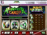 machines à sous gratuites Monster Carlo OpenBet