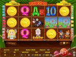 machines à sous gratuites Pinocchio Wirex Games