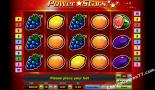 machines à sous gratuites Power stars Gaminator