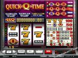 machines à sous gratuites Quick Time iSoftBet