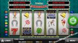 machines à sous gratuites Tivoli Bonanza Play'nGo